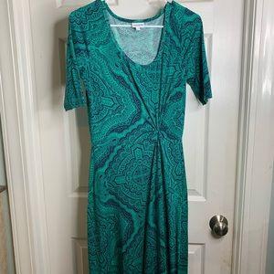 LuLaRoe Maxi Dress Size Medium